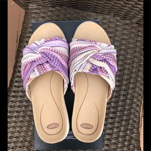 NWT Dr Scholl's Willow Orchid-10 Size 7 1/2